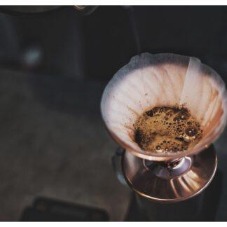 kawy pod filtr